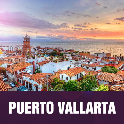 Puerto Vallarta Offline Guide icon