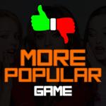 more popular game на пк