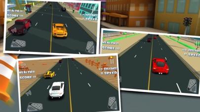 トップのレースゲーム 最高の3Dレースゲーム 子供のための無料の楽しい車の挑戦のおすすめ画像1
