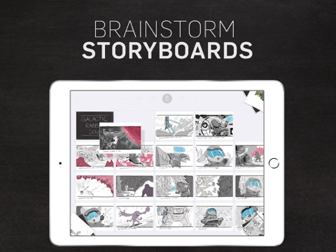Forge - Brainstorm and organize your ideas - náhled