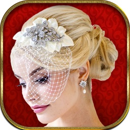 Wedding HairStyles 2016 – Bridal Hair Salon for Modern Makeover with Camera Stickers