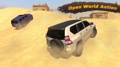 豪华 LX 普拉多沙漠驾驶-驱动程序模拟器 App 截图