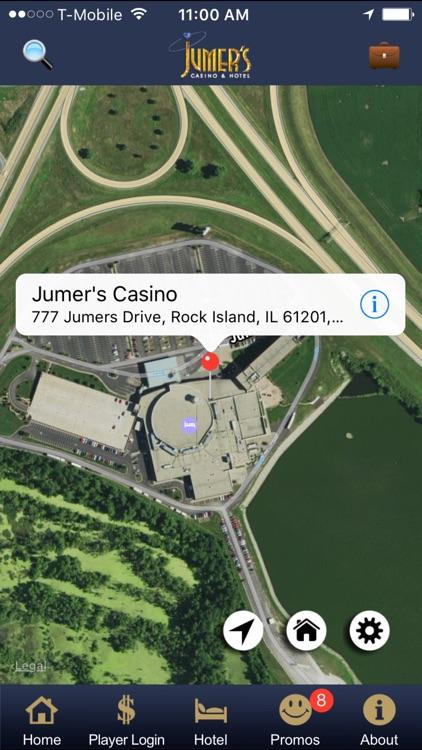 Jumer's Casino & Hotel screenshot-3