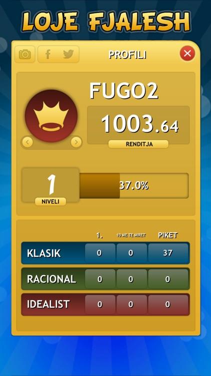 Loje Fjalesh screenshot-3