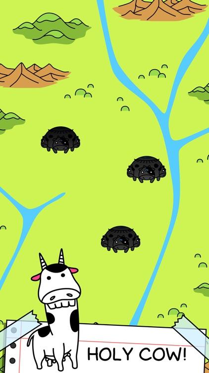 Cow Evolution   Clicker Game of the Crazy Mutant Farm