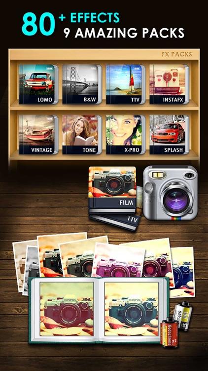 InFisheye - Fisheye Lens for Instagram screenshot-3