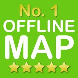 Rome No.1 Offline Map