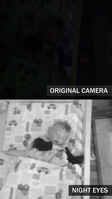 Night Eyes - 夜カメラ screenshot1