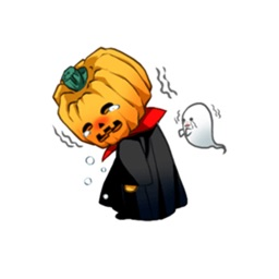 Pumpkin Halloween Stickers for iMessage