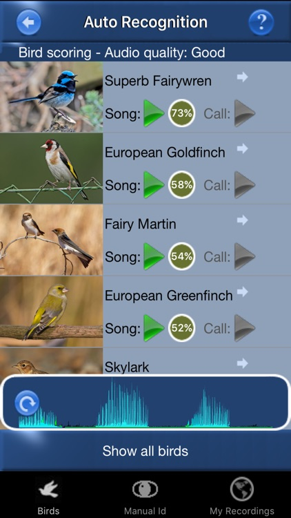 Bird Song Id Australia - Automatic Recognition