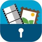 写真の動画ロックシークレット無スパイキープセーフボールト icon