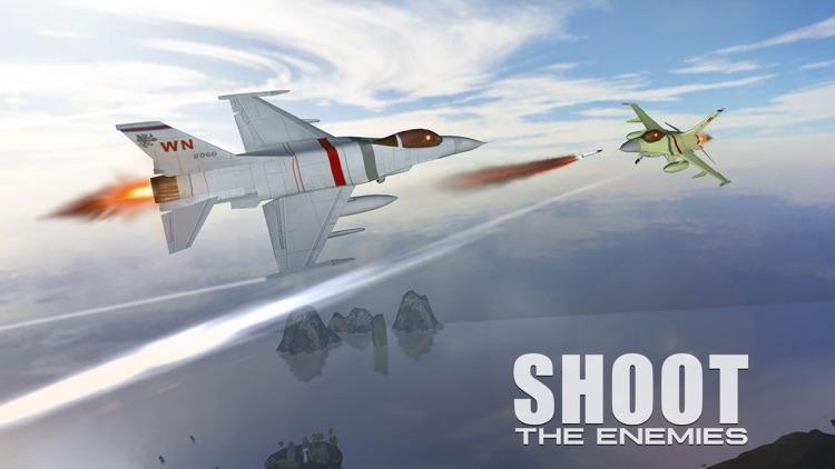 Modern War Planes 3D – World of Fighter Warplanes screenshot-3