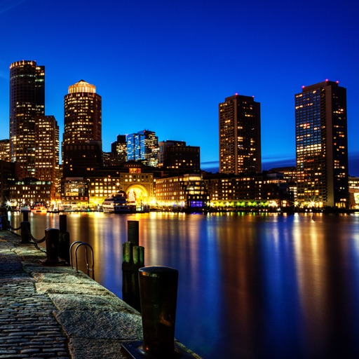 Boston Tour Guide-Best Offline Maps