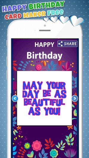 free birthday card maker