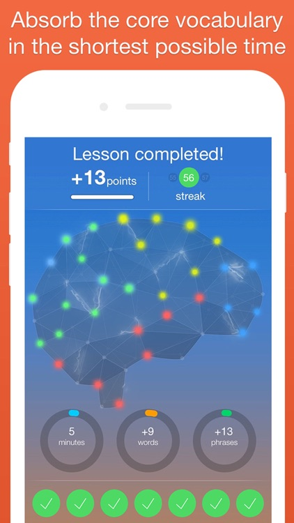 Mondly: Learn American English Conversation Course app image