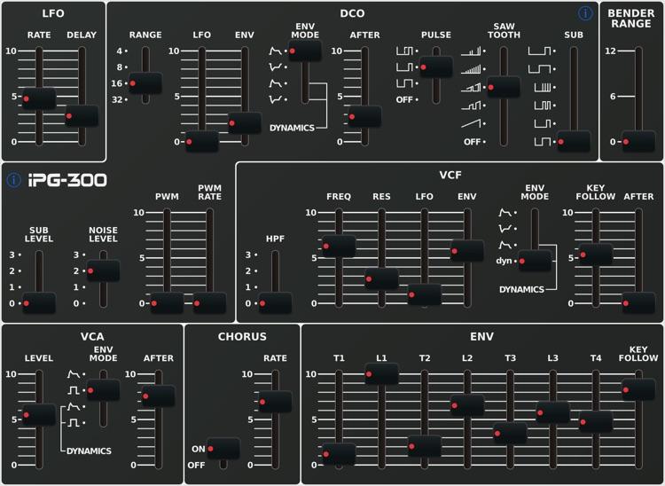 iPG-800 screenshot-3