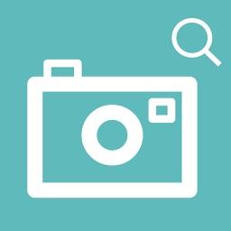 写真を検索!撮影した写真をすぐに調べる超便利アプリ - for iPhone