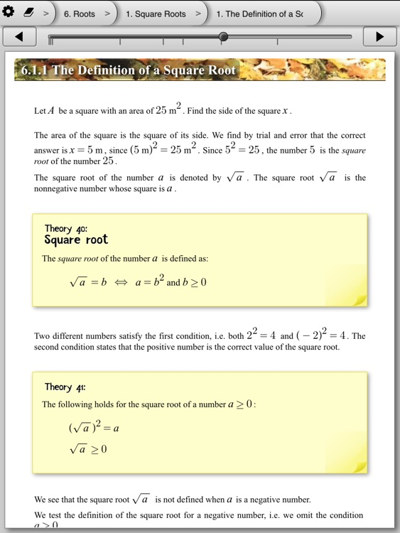 eMath 1 - Functions and equations screenshot-3