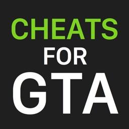 Cheats for GTA - for all GTA games (GTA 5 & GTA V)