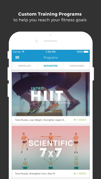 Workout Trainer: personal fitness coach