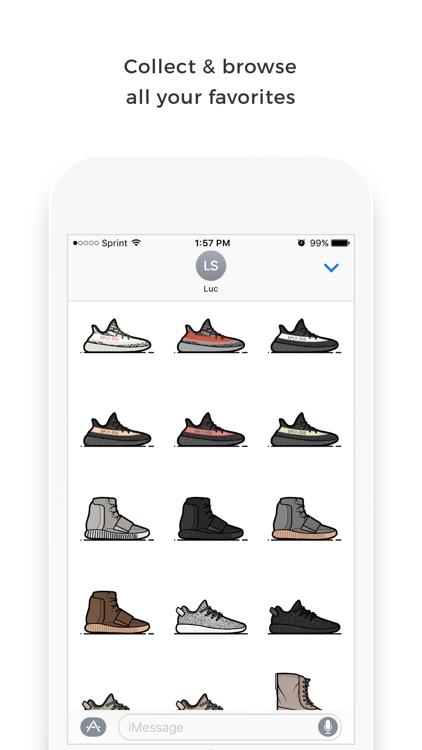 KickMoji - Shoe Stickers