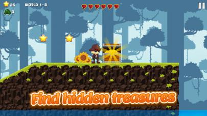 Runner Hero Adventure - Dodge Obstacles to Success screenshot three