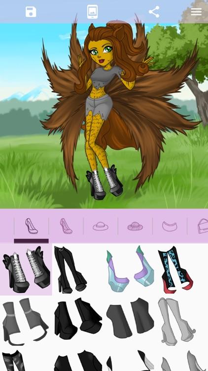 Avatar Maker: Monster Girl