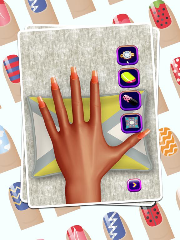 Nail Fashion Art And Spa Virtual Salon   App Price Drops