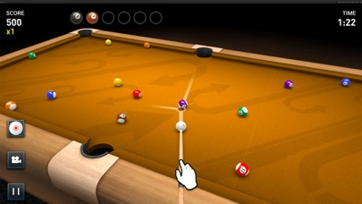 3D Pool Game HDのおすすめ画像5