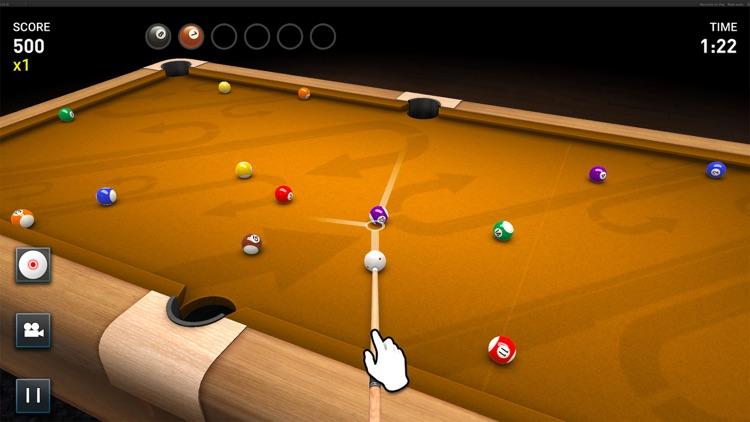 3D Pool Game HD screenshot-4