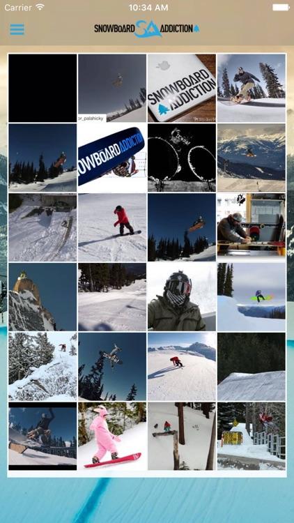 Snowboard Addiction screenshot-0