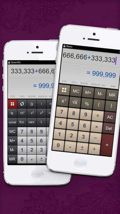 Calculator 3 in 1 screenshot-3
