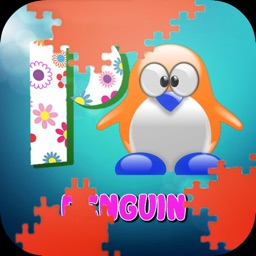 ABC Jigsaw Puzzle game - Learn the Alphabet  for kindergarten children and preschool kids