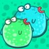 守卫龙宫——小鱼吐泡泡