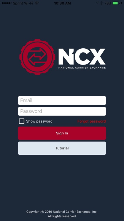 National Carrier Exchange NCX