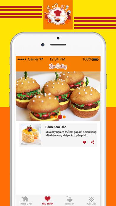 Học Nấu Ăn - Món Ăn ngon - Món Ăn cho bé -Sức Khoẻ screenshot four