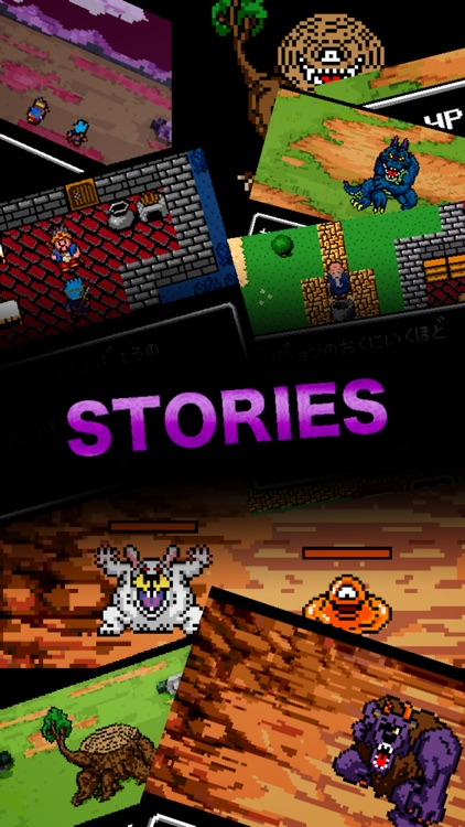 Super Quest - Spare time RPG