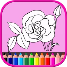 Activities of Coloring Book For Girls Free!