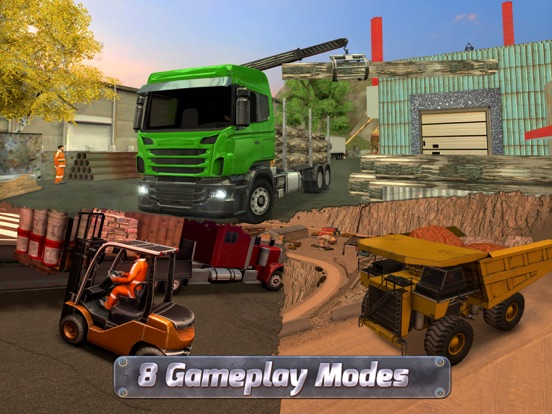 Скачать Extreme Trucks Simulator
