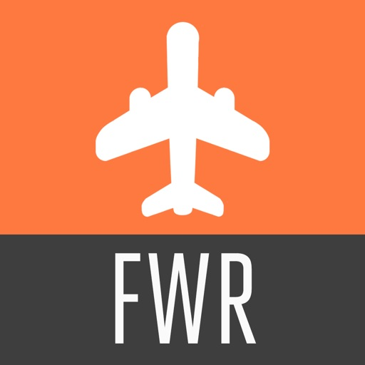Fort Worth Travel Guide and Offline Street Map