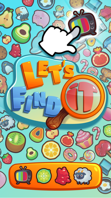 Let's Find It - Hidden Object ChallengeScreenshot of 1