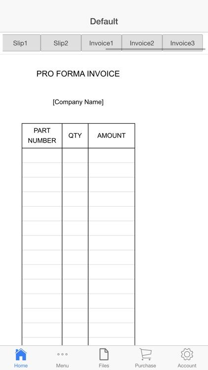 Billing Book screenshot-3
