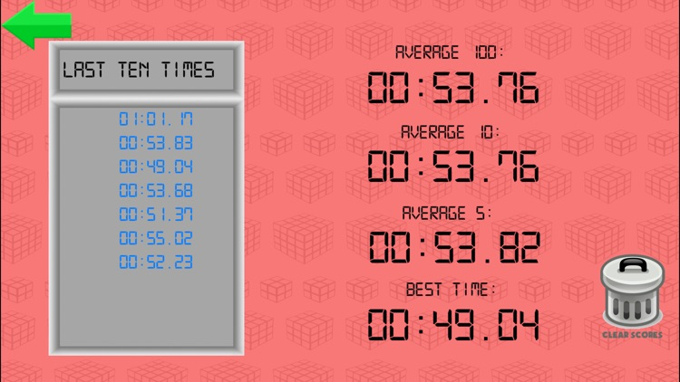 Cube Timer screenshot-1