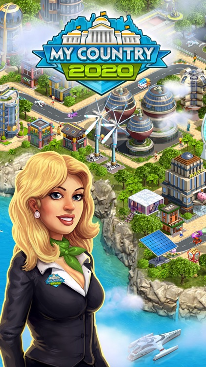 2020: My Country - Build your future city