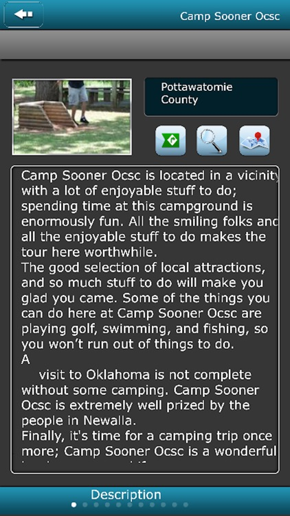 Oklahoma Campgrounds