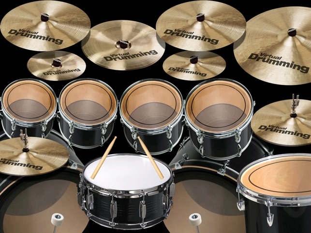 VirtualDrumming Screenshot