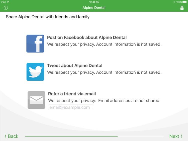 PatientReach Tablet screenshot-3