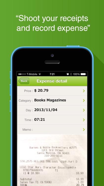 Quick Money Premium: Budgeting screenshot-3