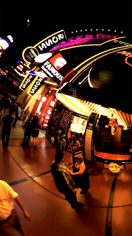 VR Las Vegas Strip South Walk Virtual Reality 360