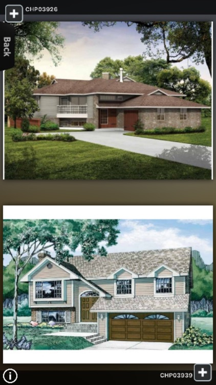 Contemporary - House Plans Collection screenshot-4